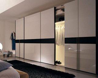 Dressing modern dormitor