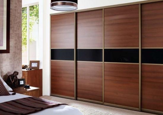 Dulap cu usi glisante pentru mobila de dormitor sau dressing