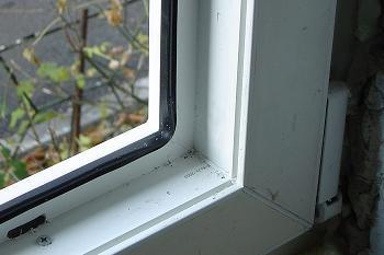 Garnitura exterioara a geamurilor termopan