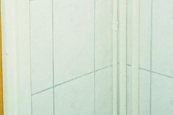 Amenajari interioare faianta baie colt tevi