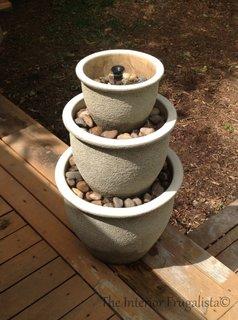 8. Umpleti farfuriile cu pietre de rau