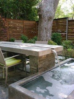 Idee inedita de masa pentru exterior