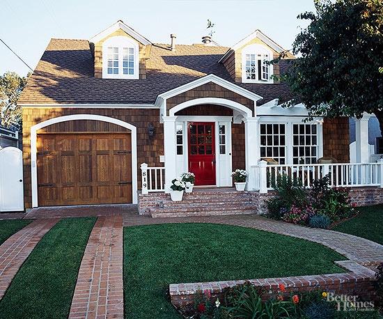 Fatade case: Alegerea culorilor potrivite pentru exteriorul casei.