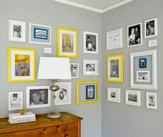 Galerie de poze pe colt