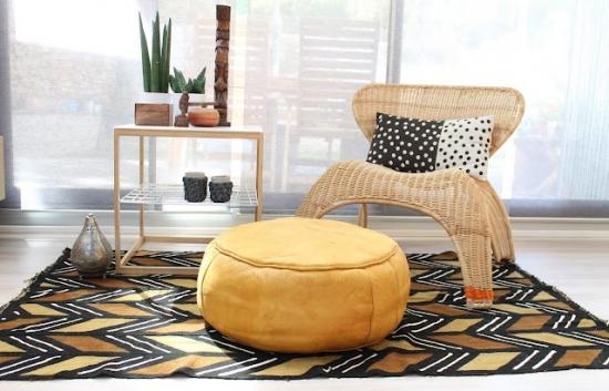 Fotolii puf pentru un interior placut si relaxant