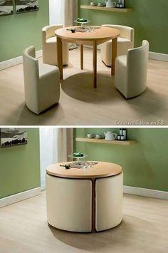 Sistem inteligent de masa cu scaune
