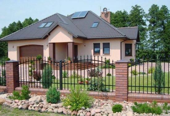 Garduri fier forjat - modele pentru case cu stil