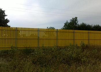 Garduri si porti din lemn pentru amenajarea exterioara a curtii