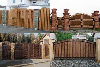 Model de porti din lemn moderne