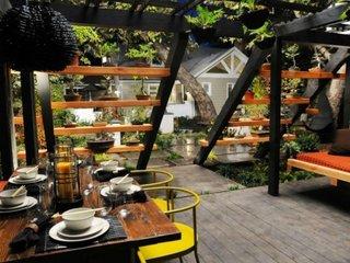 Pergole decorative pentru locul de ralaxare din gradina