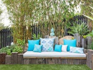 Stil asiatic de amenajare terasa si gradina