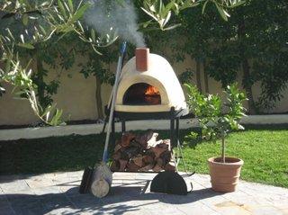 Gratar mic gen cuptor pentru pizza