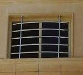 Grilaj fier fereastra