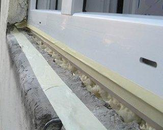 Hidroizolatie glaf exterior cu spuma