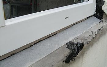 Hidroizolatie glaf exterior hartie fibra sticla