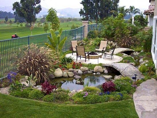Iazuri de gradina decorative - idei in imagini pentru gradina ta