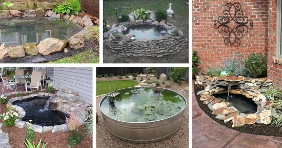 Iazuri de gradina decorative - 27 de idei in imagini pentru gradina ta