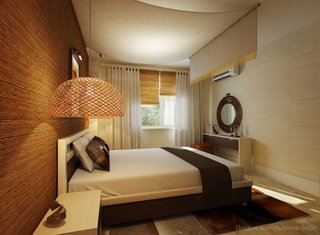 Amenajarea unui dormitor mic la bloc
