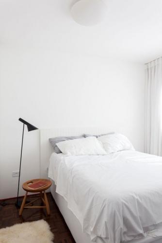 Dormitor mic minimalist