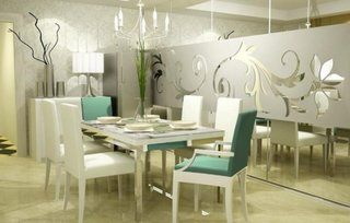 Decor dining mare