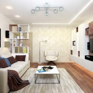 Design living apartament cu o camera