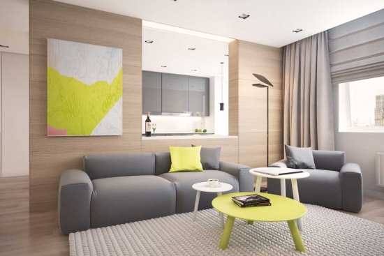 Design living cu bar