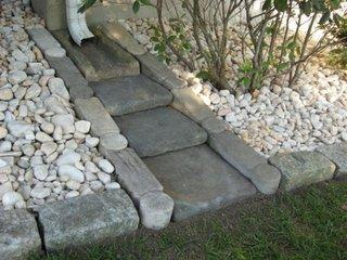 Sistem drenaj cu dale de piatra