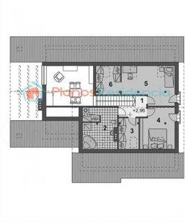 Etaj casa cu 2 dormitoare