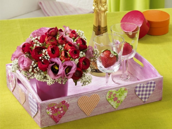 Idee romantica de cadou