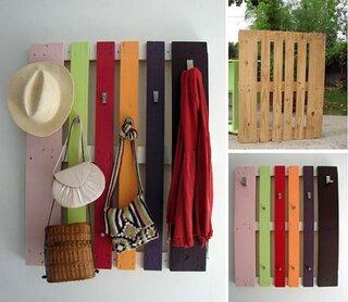 Cuiere din lemn reciclat