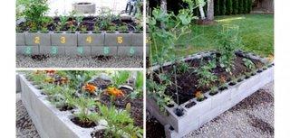 Jardiniere originale din boltari