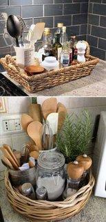 Cosuri organizare bucatarie