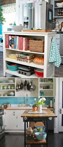 Organizarea dulapului de bucatarie