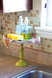 Suport detergent vase bucatarie