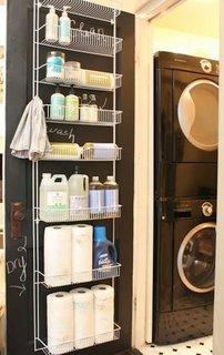 Suport usa depozitare detergenti