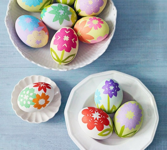 Oua de Paste - idei rapide si originale pentru decorare si vopsire