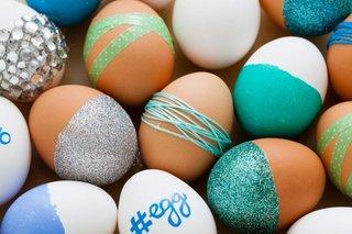Idei diverse de pictare si decorare pentr oua
