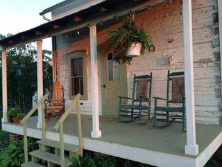 Veranda casa veche