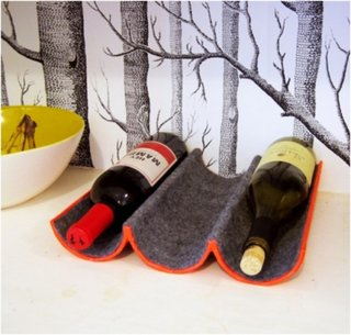 Suport mic sticle de vin