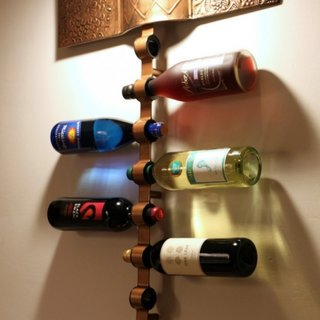 Suport modern sticle de vin