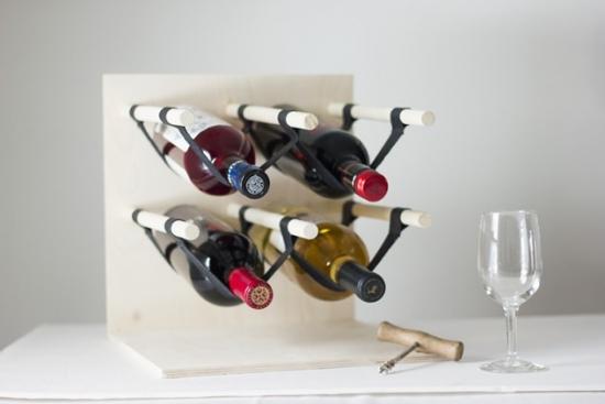 Suport simplu sticle de vin