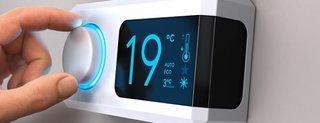 Reducere consum cu termostat ambient