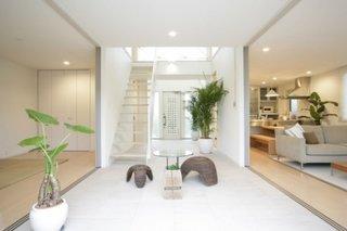 Design interior pentru o casa de inspiratie zen