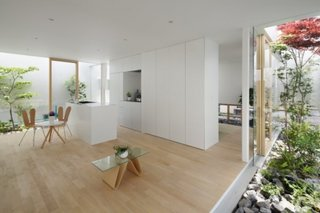 Design interior zen inspiratie pentru amenajarea unui open space japonez
