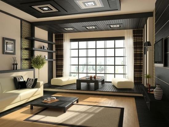 Living modern in stil zen