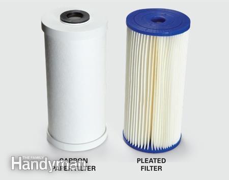 Cartuse filtru sedimente