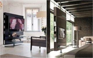 Consola TV media center model modern