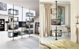 Modele modulare de standuri si console TV