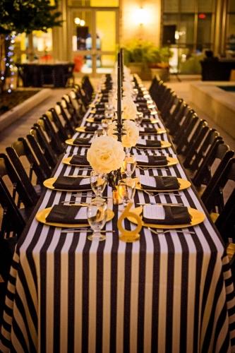 Idee pentru decorarea unei mese festive la nunta