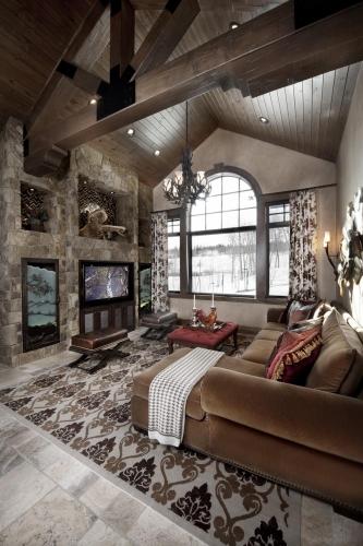 Design rustic impresionant